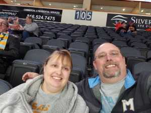 Matt attended Kansas City Mavericks vs. Tulsa Oilers - ECHL on Apr 2nd 2019 via VetTix