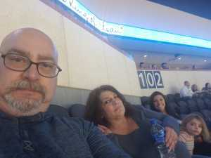 robert attended Kansas City Mavericks vs. Tulsa Oilers - ECHL on Apr 2nd 2019 via VetTix