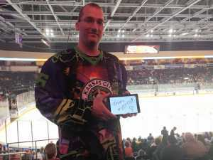Terry attended Kansas City Mavericks vs. Tulsa Oilers - ECHL on Apr 2nd 2019 via VetTix