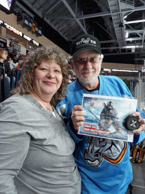 Michael W. attended Kansas City Mavericks vs. Tulsa Oilers - ECHL on Apr 2nd 2019 via VetTix