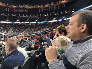Luis attended Pac-12 Men's Basketball Tournament - Session 4 on Mar 14th 2019 via VetTix