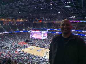 Charles attended Pac-12 Men's Basketball Tournament - Session 4 on Mar 14th 2019 via VetTix