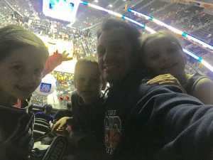 Eric attended Pac-12 Men's Basketball Tournament - Session 4 on Mar 14th 2019 via VetTix