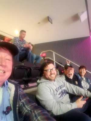 Dean attended Pac-12 Men's Basketball Tournament - Session 4 on Mar 14th 2019 via VetTix