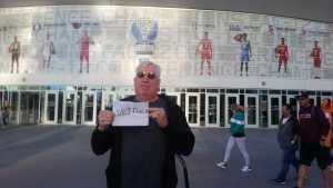bruce attended Pac-12 Men's Basketball Tournament - Session 4 on Mar 14th 2019 via VetTix