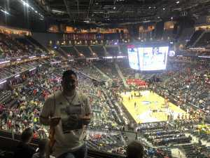 Alexander attended Pac-12 Men's Basketball Tournament - Session 4 on Mar 14th 2019 via VetTix