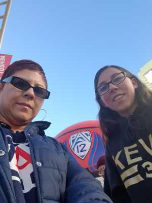 CORINA attended Pac-12 Men's Basketball Tournament - Session 4 on Mar 14th 2019 via VetTix