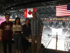 Timothy attended Pac-12 Men's Basketball Tournament - Session 6 on Mar 16th 2019 via VetTix