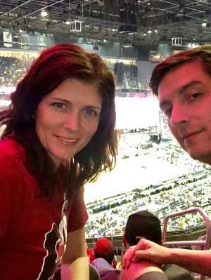 Daniel attended Pac-12 Men's Basketball Tournament - Session 6 on Mar 16th 2019 via VetTix