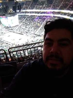 Eddie attended Pac-12 Men's Basketball Tournament - Session 6 on Mar 16th 2019 via VetTix