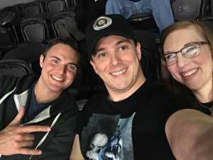 Nicholas attended Pac-12 Men's Basketball Tournament - Session 6 on Mar 16th 2019 via VetTix