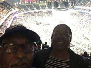 Felix attended Pac-12 Men's Basketball Tournament - Session 6 on Mar 16th 2019 via VetTix