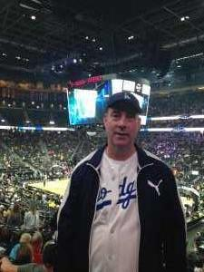 Paul attended Pac-12 Men's Basketball Tournament - Session 6 on Mar 16th 2019 via VetTix