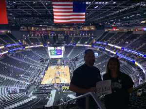 Robert attended Pac-12 Men's Basketball Tournament - Session 6 on Mar 16th 2019 via VetTix