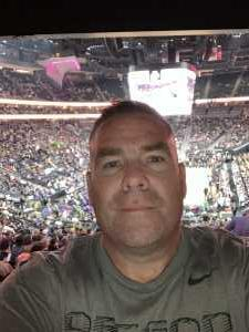 Stephen attended Pac-12 Men's Basketball Tournament - Session 6 on Mar 16th 2019 via VetTix