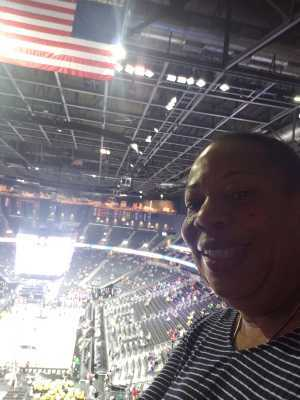MARY attended Pac-12 Men's Basketball Tournament - Session 6 on Mar 16th 2019 via VetTix
