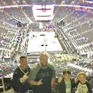 Craig McMahon attended Pac-12 Men's Basketball Tournament - Session 6 on Mar 16th 2019 via VetTix