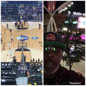 Romona attended Pac-12 Men's Basketball Tournament - Session 6 on Mar 16th 2019 via VetTix