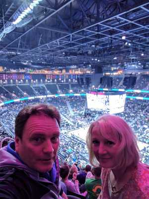 Gary W attended Pac-12 Men's Basketball Tournament - Session 6 on Mar 16th 2019 via VetTix
