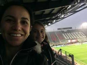 Brian attended DC United vs. Atlanta United - Home Opener - MLS on Mar 3rd 2019 via VetTix