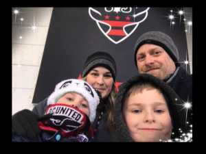 Glenn attended DC United vs. Atlanta United - Home Opener - MLS on Mar 3rd 2019 via VetTix