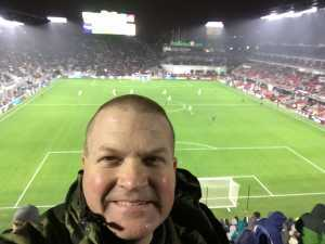 D attended DC United vs. Atlanta United - Home Opener - MLS on Mar 3rd 2019 via VetTix