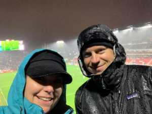 Brad attended DC United vs. Atlanta United - Home Opener - MLS on Mar 3rd 2019 via VetTix