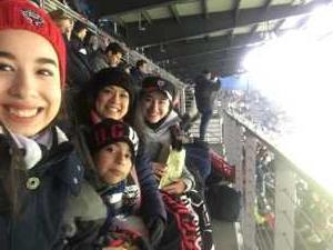 Isaac attended DC United vs. Atlanta United - Home Opener - MLS on Mar 3rd 2019 via VetTix