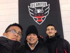 Eric attended DC United vs. Atlanta United - Home Opener - MLS on Mar 3rd 2019 via VetTix
