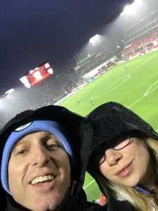 Thomas attended DC United vs. Atlanta United - Home Opener - MLS on Mar 3rd 2019 via VetTix