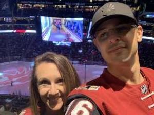 Andrew attended Arizona Coyotes vs. Los Angeles Kings - NHL on Apr 2nd 2019 via VetTix