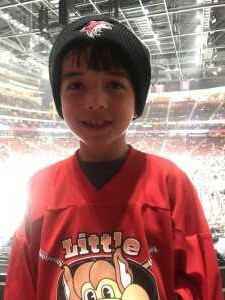 Somjet attended Arizona Coyotes vs. Los Angeles Kings - NHL on Apr 2nd 2019 via VetTix