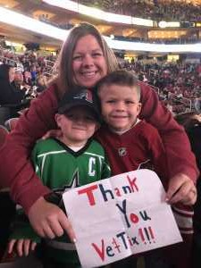 Click To Read More Feedback from Arizona Coyotes vs. Los Angeles Kings - NHL