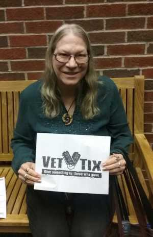 Linda  attended Verdi Requiem - Presented by the Lexington Philharmonic on Mar 29th 2019 via VetTix