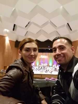 Johnathon attended Northern Lights - Presented by the Long Beach Symphony on Mar 9th 2019 via VetTix