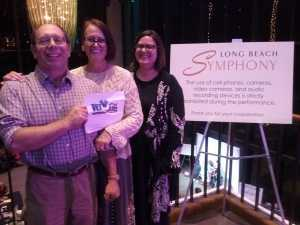 Mark attended Northern Lights - Presented by the Long Beach Symphony on Mar 9th 2019 via VetTix