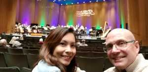 David attended Northern Lights - Presented by the Long Beach Symphony on Mar 9th 2019 via VetTix