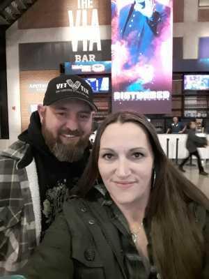 Jason attended Disturbed: Evolution World Tour on Mar 5th 2019 via VetTix