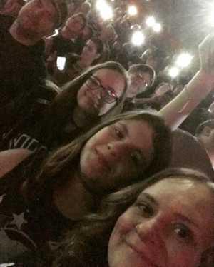 Samuel attended Disturbed: Evolution World Tour on Mar 5th 2019 via VetTix