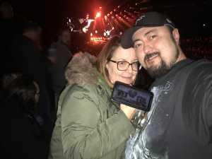 James attended Disturbed: Evolution World Tour on Mar 5th 2019 via VetTix