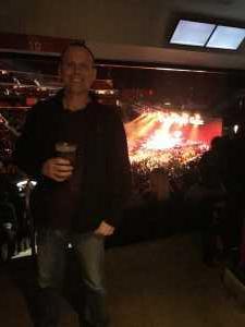 David attended Disturbed: Evolution World Tour on Mar 5th 2019 via VetTix
