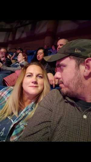Kendra attended Zac Brown Band: Down the Rabbit Hole Tour on Mar 1st 2019 via VetTix