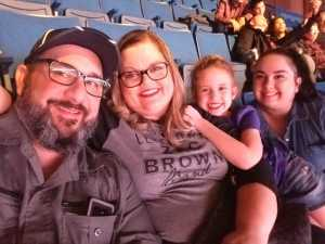 Brian attended Zac Brown Band: Down the Rabbit Hole Tour on Mar 1st 2019 via VetTix