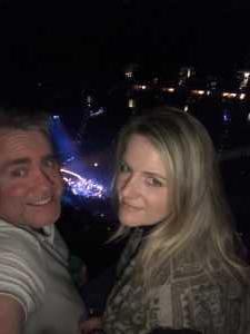 James attended Zac Brown Band: Down the Rabbit Hole Tour on Mar 1st 2019 via VetTix