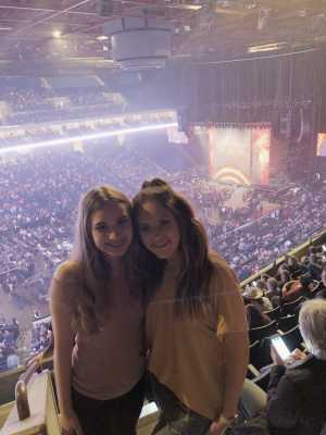 Trina attended Zac Brown Band: Down the Rabbit Hole Tour on Mar 1st 2019 via VetTix