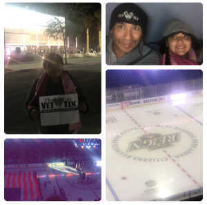 raul attended Ontario Reign vs. Bakersfield Condors - AHL - Military Appreciation Night on Mar 22nd 2019 via VetTix