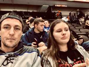 Ilya attended Jacksonville Icemen vs. Greenville Swamp Rabbits - ECHL on Mar 9th 2019 via VetTix