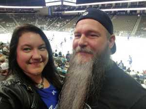 Heather attended Jacksonville Icemen vs. Greenville Swamp Rabbits - ECHL on Mar 9th 2019 via VetTix