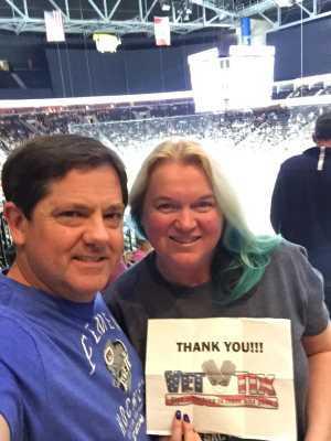 Jason attended Jacksonville Icemen vs. Greenville Swamp Rabbits - ECHL on Mar 9th 2019 via VetTix