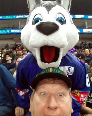 Franklin attended Jacksonville Icemen vs. Greenville Swamp Rabbits - ECHL on Mar 9th 2019 via VetTix